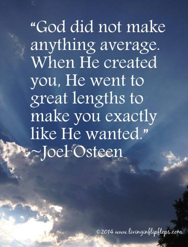 Inspirational Quote by: Joel Osteen